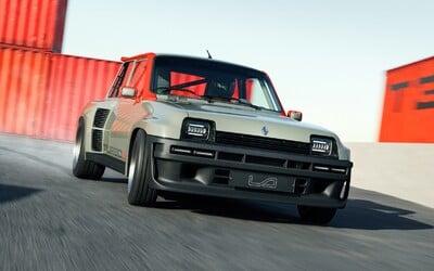 Slávny Renault 5 Turbo ožije. Francúzi ukázali novodobú podobu s 2-litrovým štvorvalcom