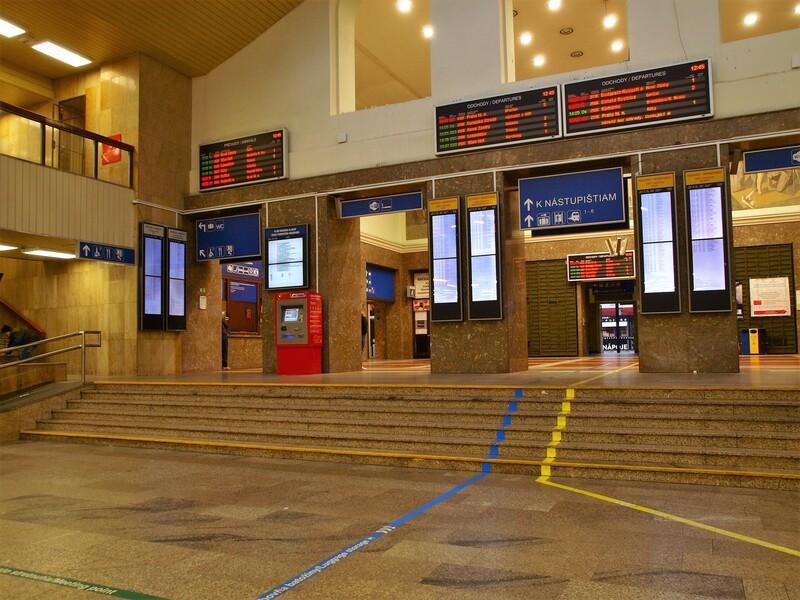 Interiér ktorej železničnej stanice vidíš na obrázku?