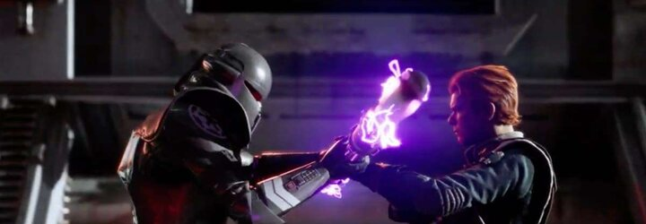 EA ukázalo gameplay pro Star Wars Jedi: Fallen Order. Využívat budeme světelný meč, Sílu a bojová umění
