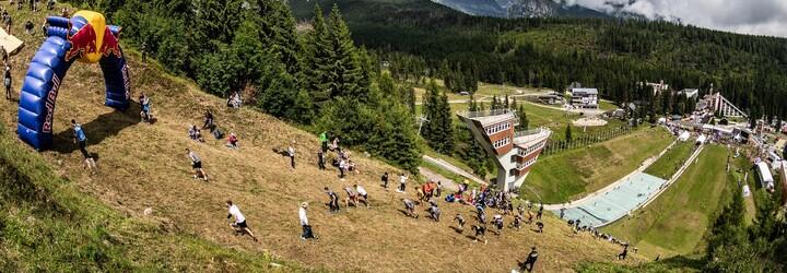 Toto bude najnáročnejších 400 metrov v tvojom živote: Red Bull 400 preverí kondičku aj adrenalín (nielen) športových nadšencov
