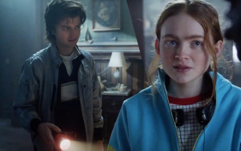 Sleduj mrazivý trailer na 4. sérii Stranger Things. Děti dospěly, citují Sherlocka Holmese a plíží se v strašidelném domě.