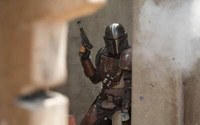 Star Wars seriál The Mandalorian sa predstavil prvými obrázkami aj pohľadom do zákulisia