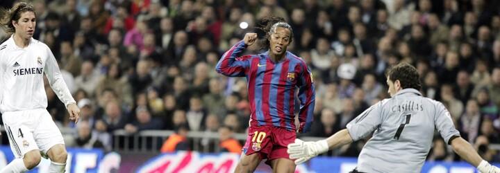 10 věcí, které jste (možná) nevěděli o nejlepším kouzelníkovi s míčem Ronaldinhovi