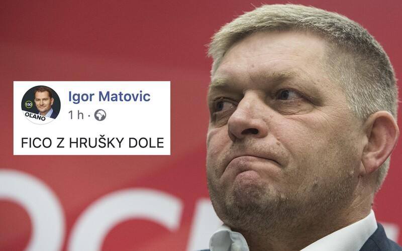 Igor Matovič naložil Ficovi: Papalášizmus za stovky tisíc eur skončil.