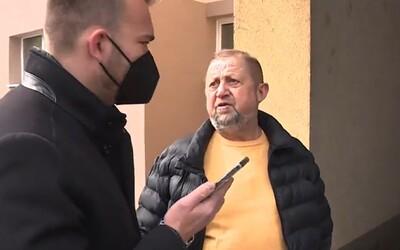 Štefanovi Harabinovi policajti doručili zásielku, ktorej sa vyhýbal. Zrušili pátranie.