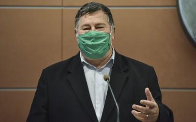 Profesor Krčméry by sa dal zaočkovať aj ruskou vakcínou Sputnik.