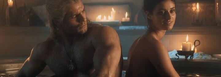 Geralt se v 2. sérii Zaklínače pouští do akce. Netflix láká diváky další krátkou ukázkou