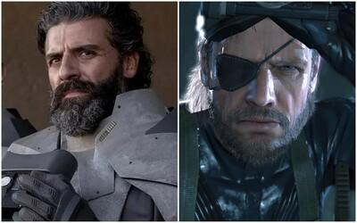 Oscaar Isaac je Solid Snake! Sony chystá film Metal Gear Solid so zaujímavým režisérom.