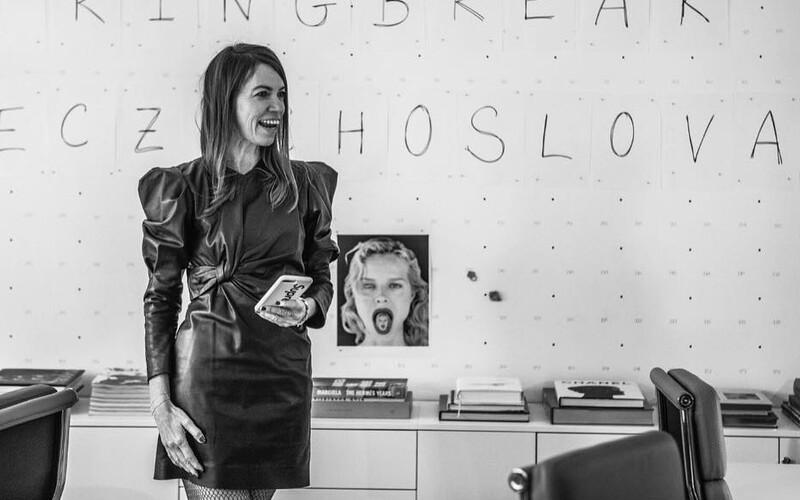 Šéfredaktorka Vogue CS: Nevěříme na home office, kreativita potřebuje osobní kontakt.