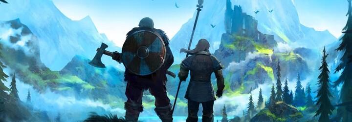 Valheim je na Steamu 5. nejhranější hrou v historii. Vikinské dobrodružství si najednou zapíná více než půl milionu hráčů