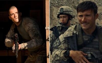 Orlando Bloom a Scott Eastwood musí mezi Afghánci najít teroristy z Tálibán.