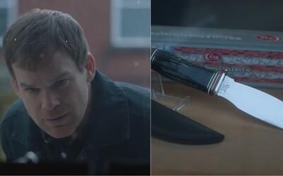 Poznáme identitu Dextera Morgana. Volá sa Jim, pracuje v obchode a veľmi mu chýba zabíjanie