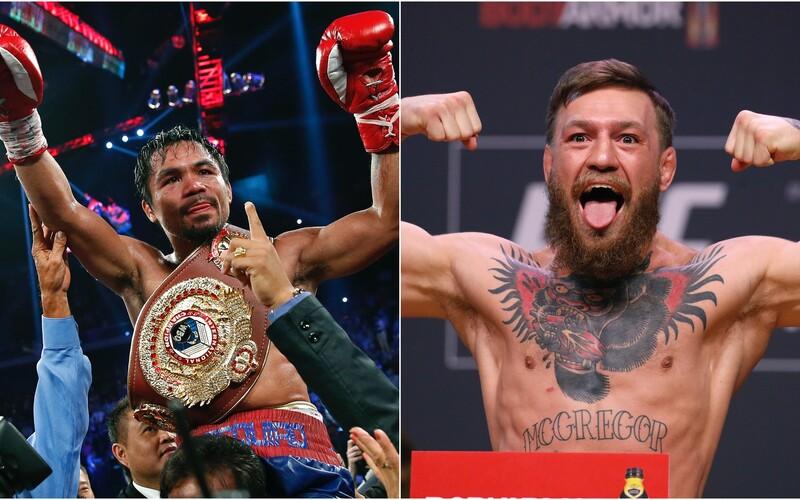 Filipínsky boxer a politik vyzval Conora McGregora. Ír tvrdí, že to preňho bude pocta.