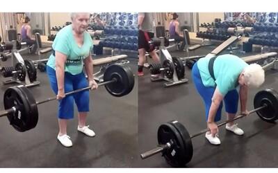 78-ročná babička sa nevedela postaviť z kresla a dnes dvíha cez 100 kilogramov. Shirley by mohla byť inšpiráciou pre každého z nás