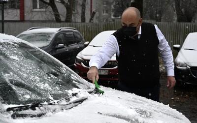Koncom týždňa nasneží aj v Bratislave. V Alpách napadne až do 2 metrov snehu.
