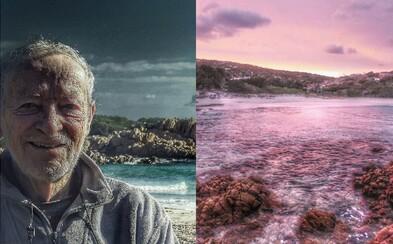 79-ročný deduško žije úplne sám na zabudnutom ostrove, no všetko dokumentuje pomocou Instagramu. Osamelý život má nezameniteľné čaro