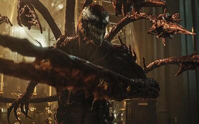 Carnage si robí z Venoma trhací kalendár. V traileri k filmu Venom 2 hláškujú monštrá aj Tom Hardy.