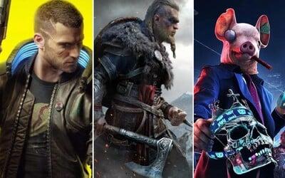 Toto je prvních 38 her, které si budeš moci zahrát na PS5. Seznam unikl magazínu PlayStation.