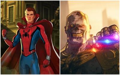 Čo ak sa Avengeri premenia na zombíkov? Marvelovský animák What If? vydal skvelú epizódu s originálnym tímom hrdinov