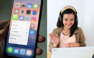 Přes WhatsApp si už zatelefonuješ i na Windows a Mac počítači.