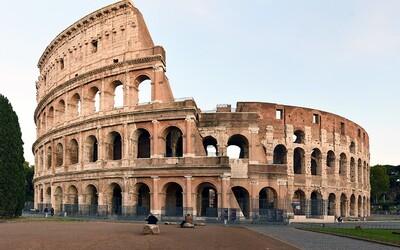 Itálie vydraží Koloseum jako NFT token. Přemýšlí i nad dražbou dalších památek.