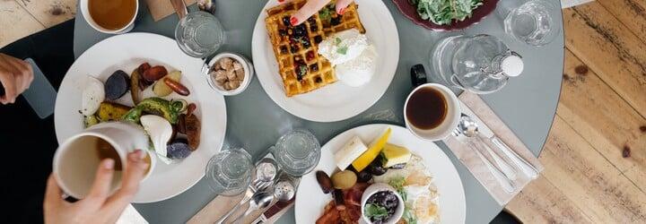 """Tipy na rýchle a zdravé raňajky. Dodaj svojmu telu """"palivo"""" pre lepší výkon počas celého dňa"""