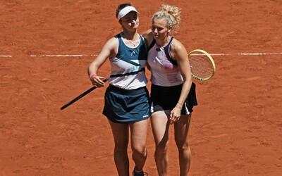 České tenistky čeká minimálně olympijské stříbro ze čtyřhry! Krejčíková a Siniaková postoupily do finále.