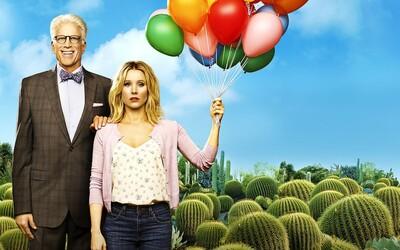 The Good Place je najlepší komediálny seriál, ktorý nepozeráš. Počas 4 sérií ťa rozosmeje a na konci aj emotívne zdrví