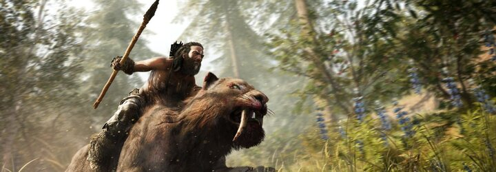Je Far Cry Primal plnohodnotným a zábavným titulem série, nebo jen stereotypní hrou z pravěku? (Recenze)