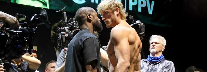 Youtuber Logan Paul bude o víc než 15 kilo těžší než Mayweather. Zmlátím nejlepšího boxera planety, říká