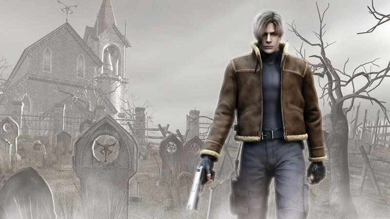Ako sa volá dedinka z Resident Evil 4?