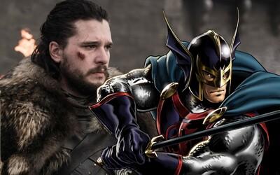 Kto je Black Knight v podaní Kita Haringtona? Šéf Marvelu tvrdí, že pre budúcnosť MCU môže byť ešte veľmi dôležitý