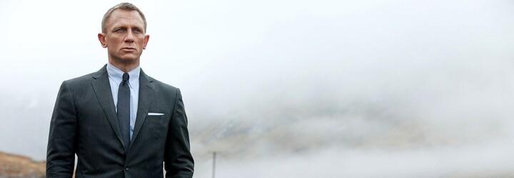 Daniel Craig se v slzách loučil se štábem Jamese Bonda. V poslední den natáčení No Time to Die děkoval kolegům