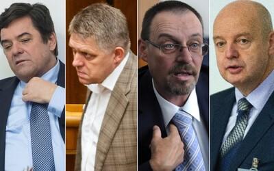 8 ľudí, ktorých stiahol ku dnu Marian Kočner alebo jeho Threema. Kam až siahali chápadlá muža obvineného z objednávky vraždy
