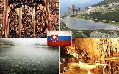 8 nádherných miest, ktoré by si mal na Slovensku určite navštíviť #4