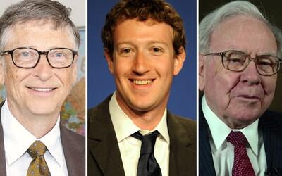 8 najbohatších miliardárov sveta disponuje rovnakým majetkom ako polovica obyvateľov Zeme dohromady. Nová správa poukazuje na príjmovú nerovnosť