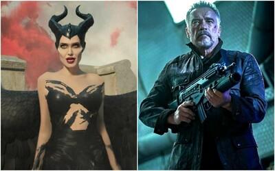 8 najočakávanejších októbrových filmov v kinách. Okrem Jokera uvidíme aj Terminátora, adeptov na Oscary či Zombieland 2
