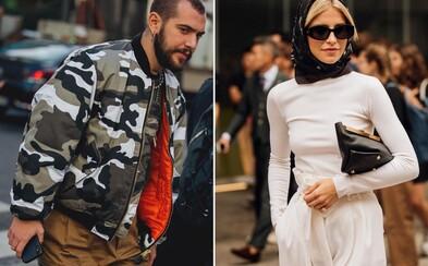 8 najväčších módnych trendov v roku 2021