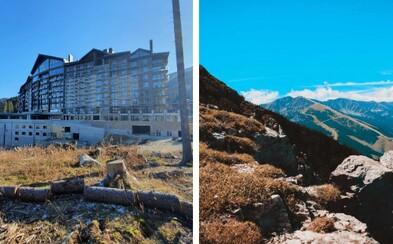 8-poschodový hotel a stovky nových chát uprostred národného parku. Výstavba v Jasnej sa vymkla spod kontroly, zastaví to petícia?