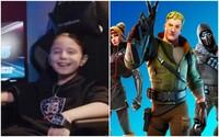 8-ročný chlapec podpísal zmluvu s Esportovým tímom za 38-tisíc dolárov. Bude hrávať veľké turnaje vo Fortnite či Call of Duty