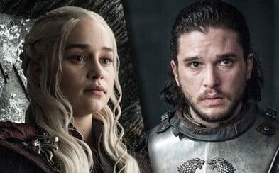 8. séria Game of Thrones odhaľuje prvý záber a herci prezradili, prečo by pobozkali Waldera Freya