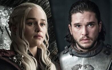 Osmá série Game of Thrones odhaluje první záběr. Herci prozradili, proč by líbali Waldera Freye