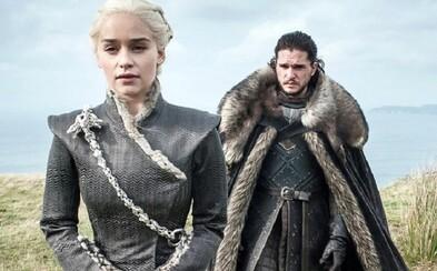8. séria Game of Thrones sa pravdepodobne oneskorí. Prvé epizódy možno uvidíme až v druhej polovici roku 2019