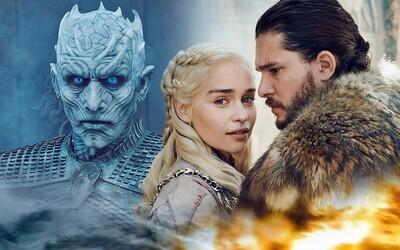 8. sérii Game of Thrones od naprosté bídy zachránilo geniální technické provedení, herci, kamera a soundtrack (Recenze)