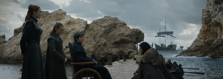 8. sériu Game of Thrones od úplnej biedy zachránilo geniálne technické prevedenie, herci, kamera a soundtrack (Recenzia)