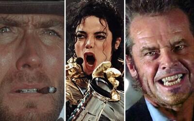 8 zajímavostí, které jsi možná nevěděl o známých osobnostech. Michael Jackson, Jackie Chan či Clint Eastwood