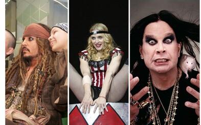 8 zaujímavostí, ktoré si možno nevedel o známych osobnostiach. Johnny Depp, Bill Gates či Madonna