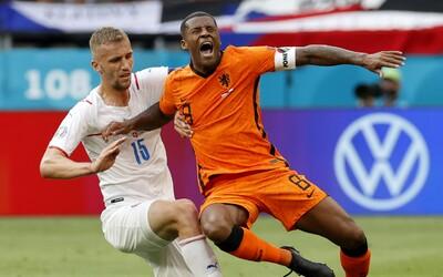 Češi postoupili do čtvrtfinále Eura! Nizozemce porazili 2:0