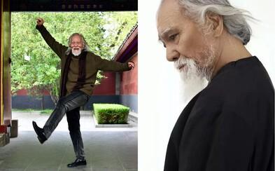 80-ročný model Deshun Wang je bez pochýb najštýlovejším dedom, akého si kedy videl