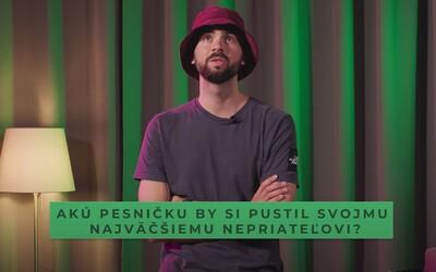 Do ktorej speváčky bol To je ten náš Matúš platonický zaľúbený? Sledoval ju ešte predtým, ako spolupracovala s Eminemom.